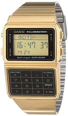 montre casio calculette