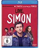 Love, Simon [Blu-ray] [2018] [Region A & B & C]