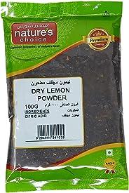 Natures Choice Dry Lemon Powder - 100 gm