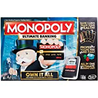 Hasbro Monopoly Ultimate Banking, Multi Color