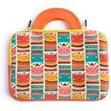 "Chumbak Aztec Cats 13.3"" Laptop Sleeve"