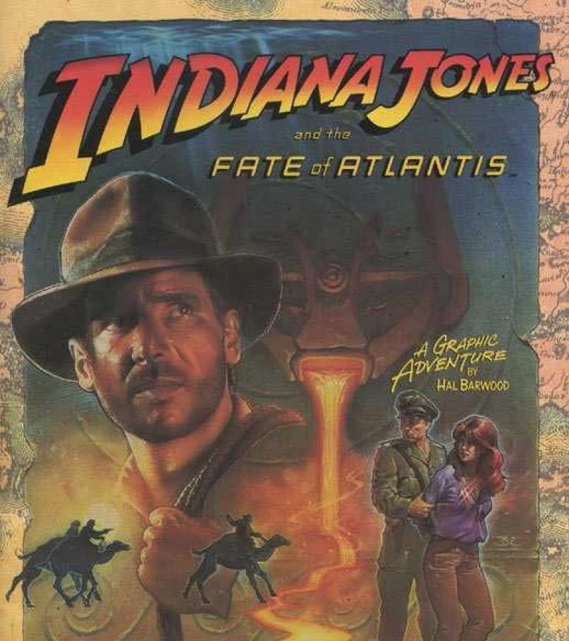 Indiana Jones and the Fate of Atlantis [PC Code - Steam] (Spiele Jones Indiana)