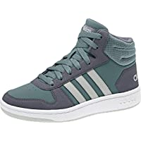 adidas Hoops Mid 2.0, Chaussures de Basketball Mixte