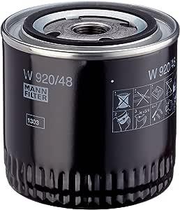 Per Automobili Originale MANN-FILTER Filtro Carburante WK 920//6