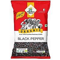 24 Mantra Organic Black Pepper Whole, 50g