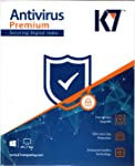 K7 Antivirus Premium- 1 User, 1 Year (CD)