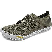 NORTIV 8 Men's Barefoot Water Shoes Quick Dry Aqua Socks TREKMAN-2