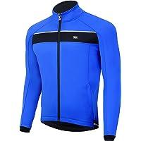 Souke Sports Mens Cycling Jacket Winter Windproof Coat MTB Reflective & High Visibility Breathable Running Biking Jacket…