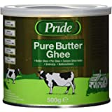 Pride Pure Butter Ghee, 1-Pack (1 x 500 g