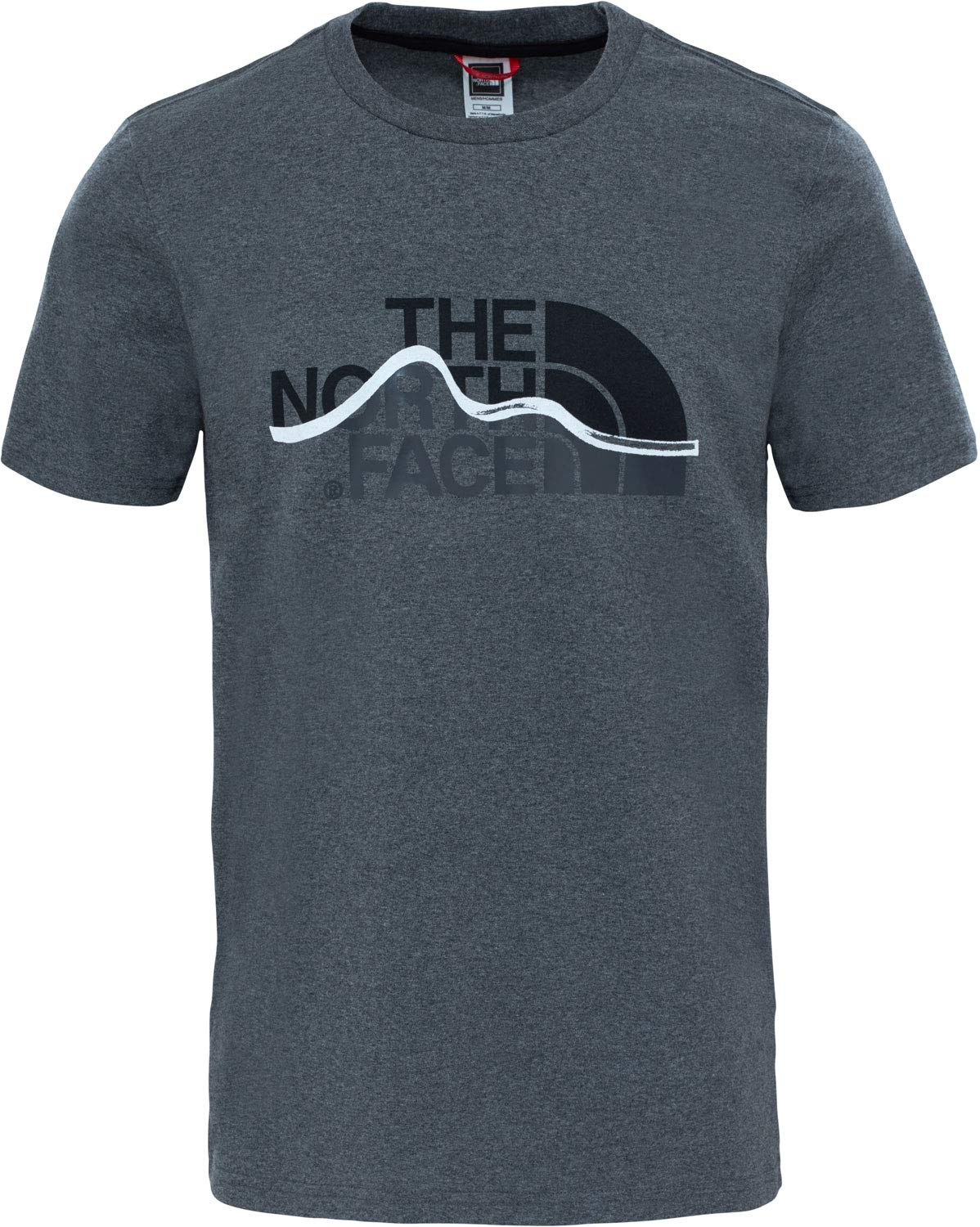 The North Face Mountain Line Men's Outdoor T-Shirt 1