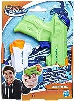 Super Soaker Zipfire Doppelpack 2Pack, Color Azul, Verde, Naranja, Blanco (Hasbro E2155EU4)