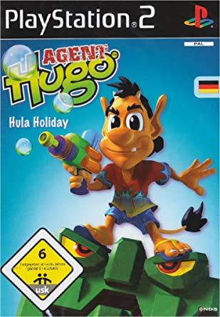 hugo playstation 2