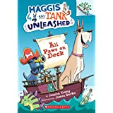 All Paws on Deck: A Branches Book (Haggis and Tank Unleashed #1): A Branches Book
