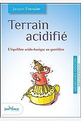 Terrain acidifié Format Kindle