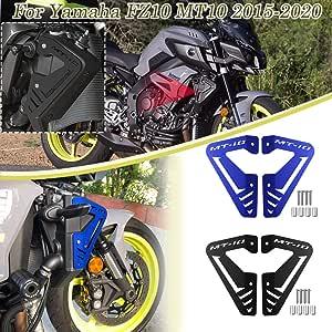Mt Fz10 Motorrad Motorrad Aluminium Kühler Seitenplatte Verkleidung Schutz Schutz Passend Für 2015 2020 Yamaha Mt10 Fz10 Mt 10 Fz 10 2016 2017 2018 2019 Auto
