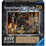 Ravensburger- Exit Im Vampirschloss 19955-Exit 6: in Vampire-Puzzle Adulte, 19955