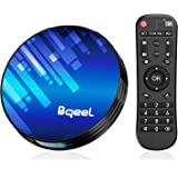 Bqeel Android 9.0 TV Box Y8 MAX 4G RAM 64G ROM, CPU Amlogic S905X3 64bit, 1000M LAN/2.4/5.8G Wi-Fi, TV box android Spdif/Dolb