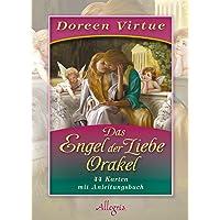 Das Engel der Liebe-Orakel: Kartendeck