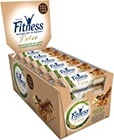 Fitness Delice Barretta di Cereali Cioccolato al Latte Gusto Nocciola - Pacco da 24 X 22.5 G