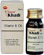 Khadi Omorose Vitamin E Oil - 35 Ml