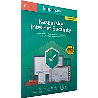 Kaspersky Internet Security 2020 Upgrade | 3 Geräte | 1 Jahr | Windows/Mac/Android | Aktivierungscode in frustfreier…