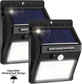Paverlight XT Solar Powered Outdoor Brick Driveway Lights Set of 2