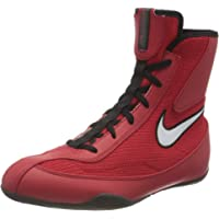 Nike Machomai 321819-610 - Uomo University, rosso/bianco/nero