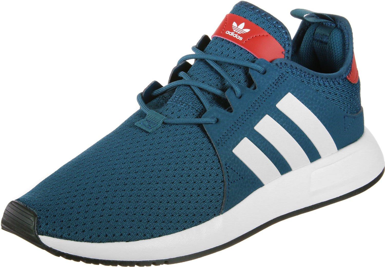 20d9329d44b adidas Jungen X_PLR Fitnessschuhe, Mehrfarbig (Petnoc/Ftwbla / Negbas 000),  38