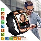 Tipmant Montre Connectée Femmes Homme Enfant SN06 Smartwatch Supporte la Carte SIM Caméra Podometre Sport Bracelet…
