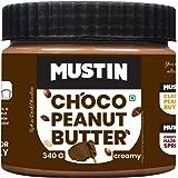 Mustin Chocolate Peanut Butter (340g)