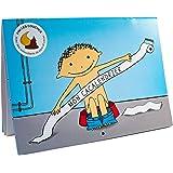 Mon Cacalendrier: livre d'apprentissage de la propreté pour enfant pour arrêter les couches avec autocollants de pipi et caca