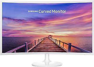 Samsung C32F391 Curved Monitor, 80 cm (32 Zoll), weiß