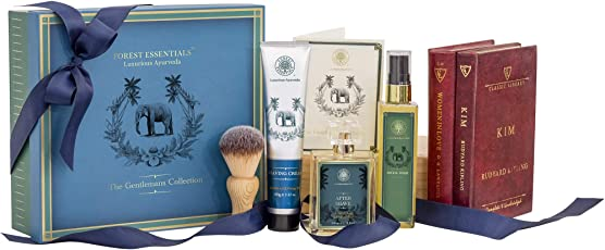 Forest Essentials The Gentleman's Collection Box, 300ml