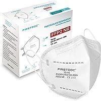 Mascherine Ffp2 20 Pezzi Certificate CE 2163 5 Stratti Efficienza di Filtraggio 95%
