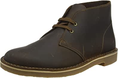 Clarks Desert Boot Bushacre 3, Scarpe Chukka Uomo