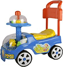 JBRD TOYS Ride on Step Funny Scooter for Toddlers