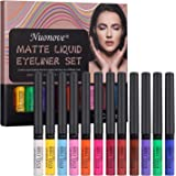 Eyeliner Liquido, Eyeliner Penna, Eyeliner Waterproof, Eyeliner Liquido Opaco, Eyeliner Colorati, Matita Occhi, Impermeabile