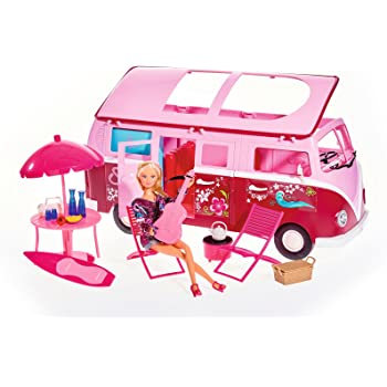 mattel r1623 poup es mannequins barbie fiat 500 jeux et jouets. Black Bedroom Furniture Sets. Home Design Ideas