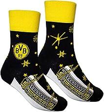 Borussia Dortmund Winter-Socken, Gr. 43-46