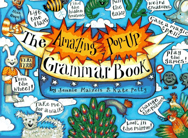 The Amazing Pop-up Grammar Book por Jennie Maizels