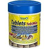 Tetra TabiMin Alimento básico para peces tímidos y de fondo, de diferentes tamaños