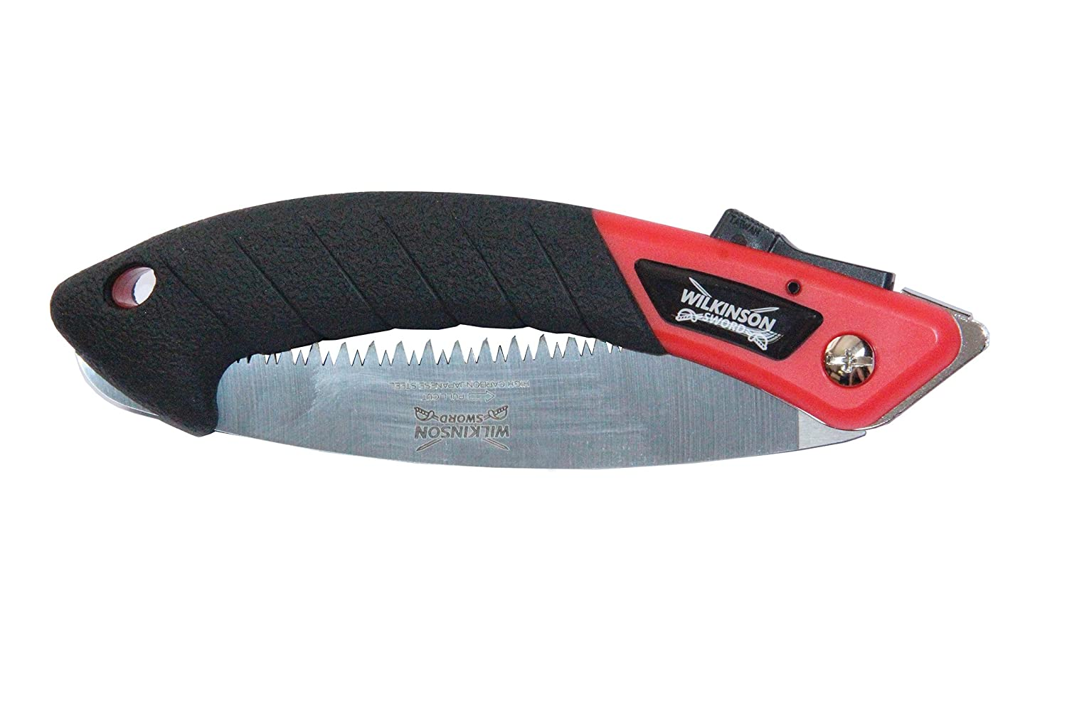 wilkinson sword pruning saw and holster amazon co uk garden