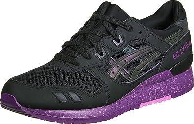 987a36daffe789 asics Gel-Lyte III  Borealias Pack  Schuhe Sneaker Turnschuhe Schwarz H6X0L  9090  Amazon.de  Schuhe   Handtaschen