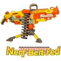 Nerf Belt Fed