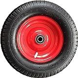 Kruiwagenwiel, lekbestendig, stalen velg, reservewiel, massief wiel, reservewiel, rubberen wiel, kruiwagenwiel, reservewiel