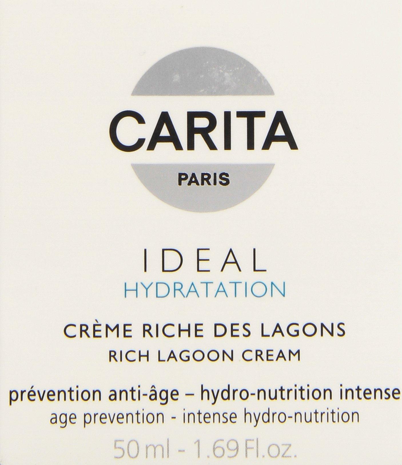 Carita Ideal Hydratation crema enriquecida antienvejecimiento