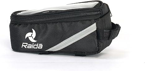 Raida M-Series Bicycle Frame Bag (Black)