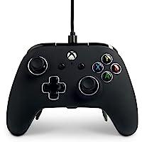 PowerA Fusion Pro - Controller Cablato, Compatibile con le console di gioco Xbox One, Xbox One S e Xbox One X, Nero
