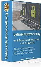 Datenschutzverwaltung - Die Software für den Datenschutz nach der DS-GVO (Kaufversion)