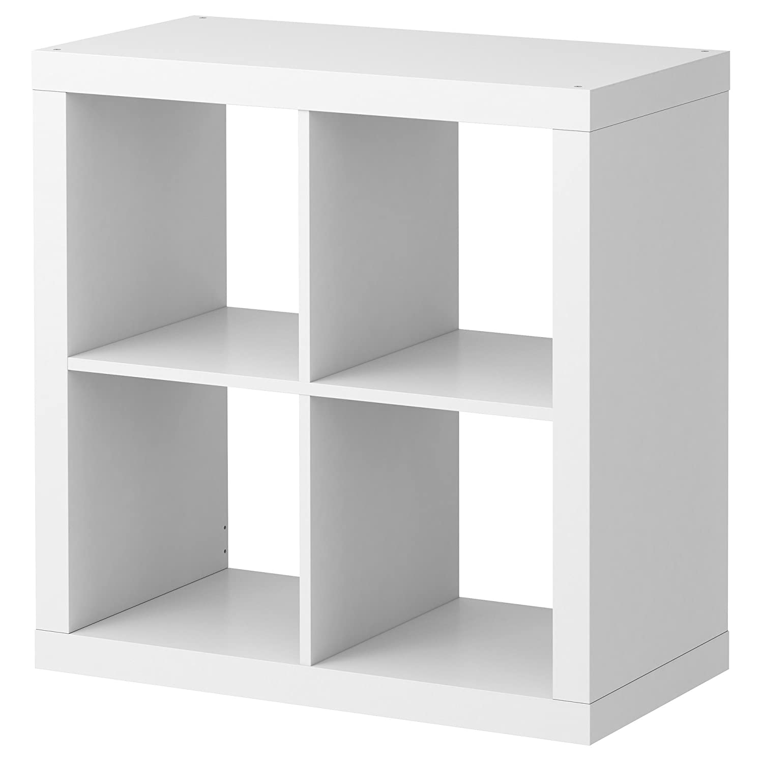 Nice IKEA KALLAX SHELVING UNIT, BOOKCASE, WHITE, PERFECT FOR BASKETS OR BOXES:  Amazon.co.uk: Kitchen U0026 Home